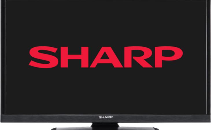 SHARP 32 POUCES LED TV Image
