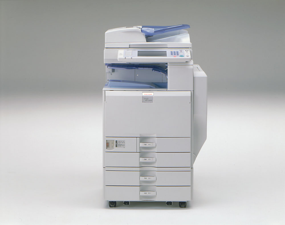 RICOH AFICIO MPC4500 Image